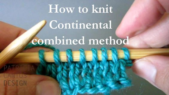 Knitting Techniques Continental : Pinterest the world s catalog of ideas