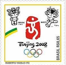 Brasil - Jogos Olímpicos de Pequim, China