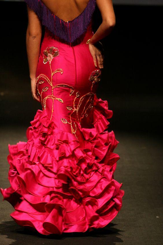 Cañavate Moda · Moda flamenca, Trajes de flamenca, Vestidos de novia, Trajes de novia, Moda rociera, Trajes de feria, Vestidos de fiesta, trajes de noche » La Flor de mi Jardín