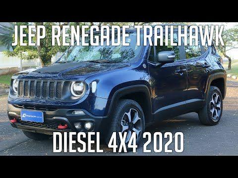Avaliacao Jeep Renegade Trailhawk Diesel 4x4 2020 Comprecar Tv Youtube Jeep Renegade Jeep Diesel
