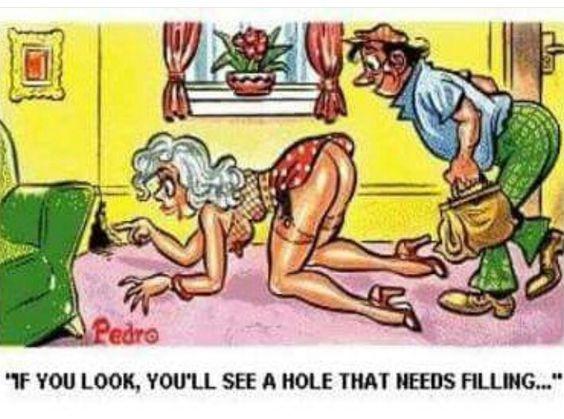 Amusing information Adult humour cartoon your phrase
