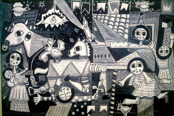 Instituto Internacional de Arte Naif: Ronaldo Mendes, um mestre em leituras e releituras: do Clássico ao Naif- Arte naïf brasileira