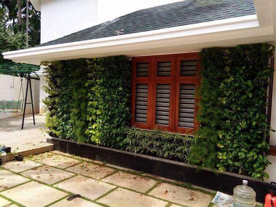 Vertical Garden Advantages | Vertical Garden Kochi | Vertical Garden Plants  | Vertical Garden Maintenance | Services | Pinterest | Vertical Garden  Plants, ...