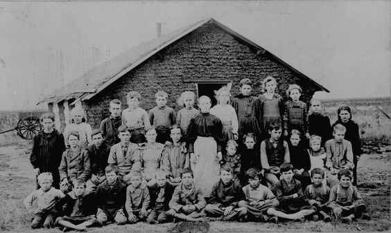 sod schoolhouse