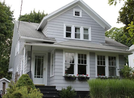 Behr Sparrows And Exterior House Colors On Pinterest
