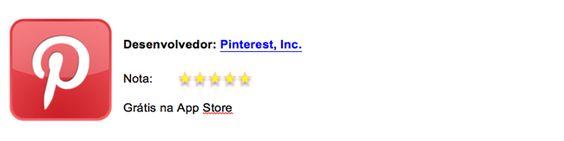 Já conhece o Pinterest? Por Rodrigo Chiba Será que já temos redes sociais suficientes? O Pinterest funciona quase como uma revista personalizada, ou seja,