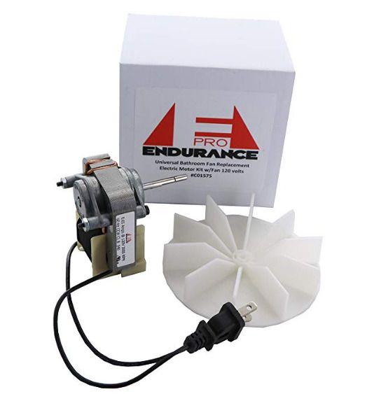 For Nutone 667n 696n 9417dn R01 678 690 Broan Bathroom Bath Exhaust Fan Motor Endurance Bathroom Fan Bathroom Vent Fan Exhaust Fan Motor