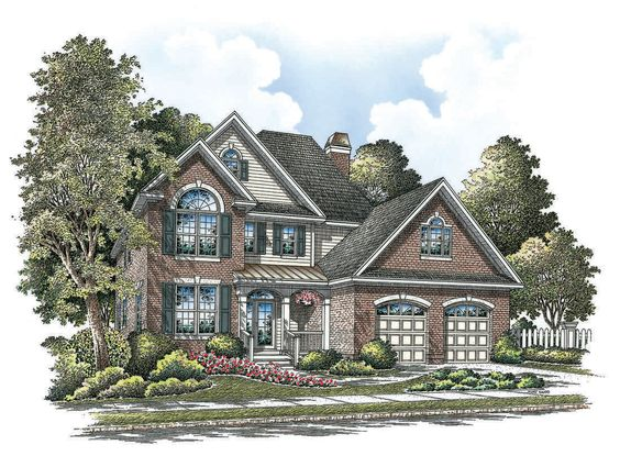 Palladian Window Bonus Rooms And Traditional Homes On