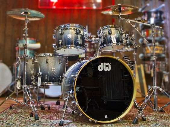 WANT. DW PDP Concept Maple 7-Piece Shell Pack - Drums - Cymbals - Percussion - The UK finest online percussion store - Drumshop UK