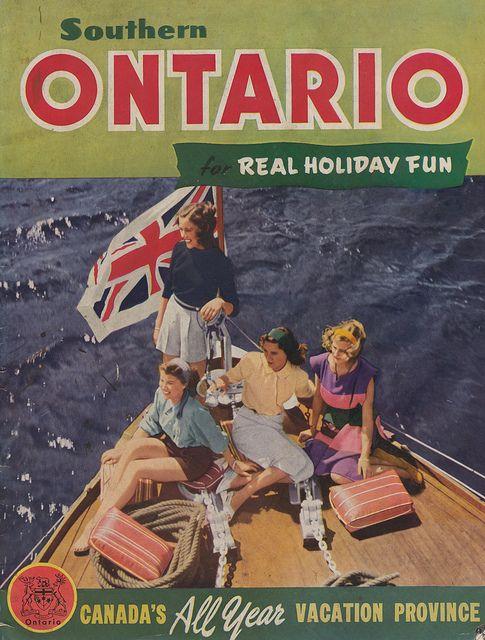 1949 travel brochure.