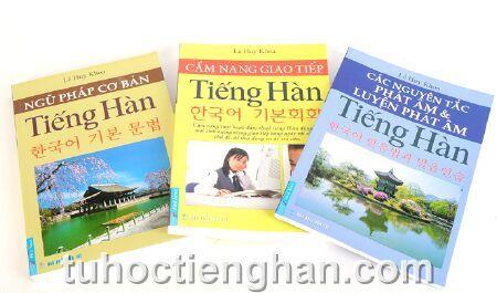 sách tự học tiếng hàn