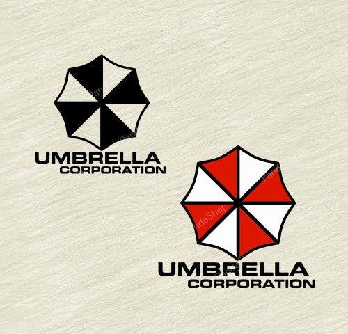 Umbrella Corporation Logo Resident Evil Svg Dxf Eps Png Cricut Resident Evil Umbrella Corporation Resident Evil Tattoo