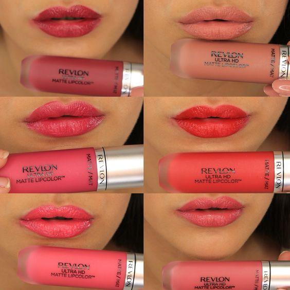 Revlon ultra HD matte lipstick ❤️❤️Seduction