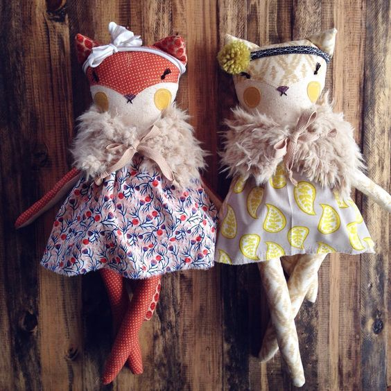 Hi guys!! Due to some camera issues this morning, the restock will be delayed 30 minutes. They are uploading now and I wanted to have time to post some sneaks before they are live. Thanks for your understanding! Restock will officially be 12:30 est! xx // #daintycheeks #handmade #foxdoll #etsy #fromwhereistand #maker