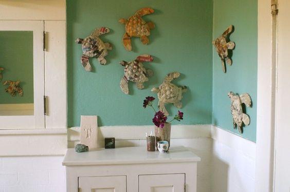Turtle Bathroom Decor: Turtle Baby, Decor And Dream Rooms On Pinterest