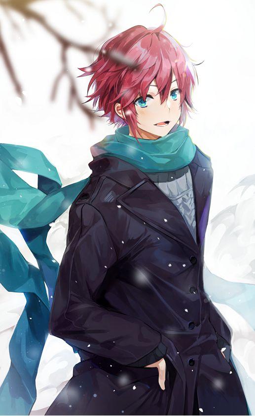 Llnh Llnh In 2020 Anime Red Hair Anime Boy Hair Red Hair Anime Guy