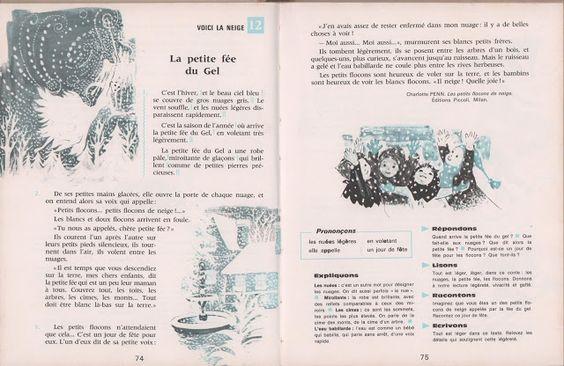 Manuels anciens: Toraille, Ehrhard, Barthélémy, Lectures pour le CE2 (1965)