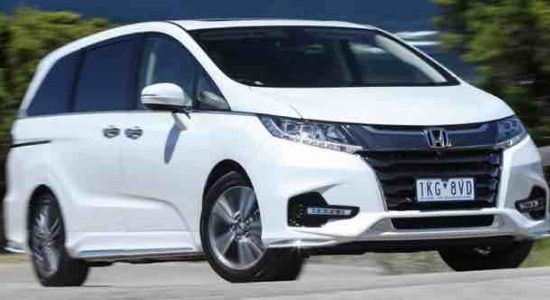2020 Honda Odyssey Australia Welcome To Carusrelease Com In Here We Review All Information About The Latest Honda Car Honda Odyssey Honda Odyssey Touring Honda