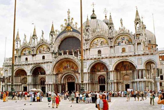 Basilique Saint-Marc. Venise Italie