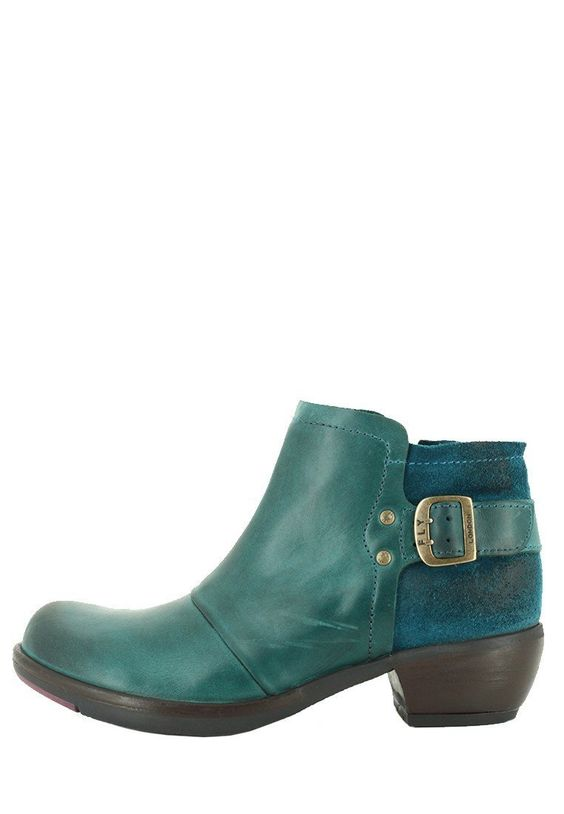 Fly London MOLT 13P142787 Damen Cowboy Stiefel: Amazon.de: Schuhe & Handtaschen