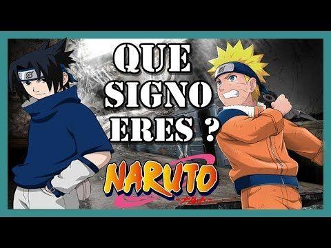 Que Personaje De Naruto Eres Segun Tu Signo Zodiacal Youtube En 2021 Personajes De Naruto Naruto Personajes