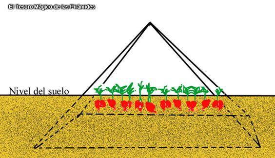 Mis primeros experimentos con pirámides 1973