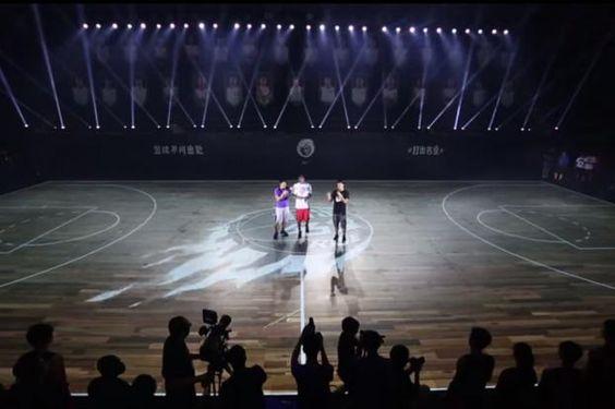 Nike and AKQA Create House of Mamba LED Court in Honor of Kobe Bryant - Video - Creativity Online