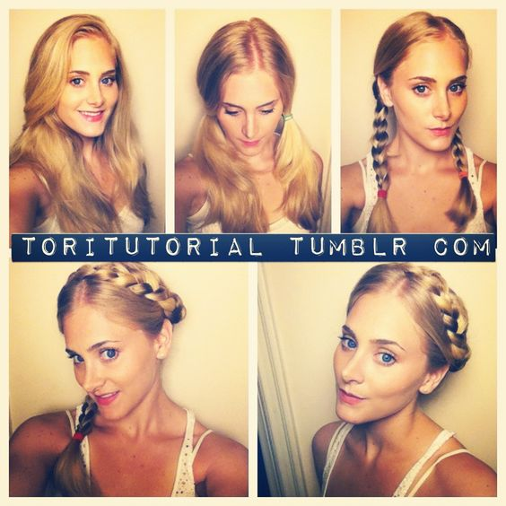 German Braid Tutorial