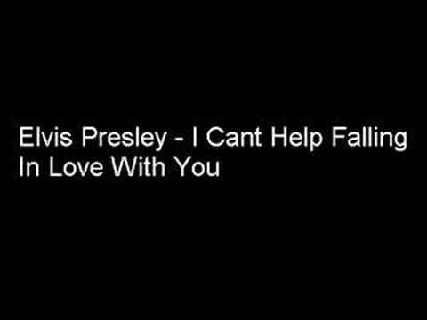 Falling In Love Elvis Presley And In Love On Pinterest