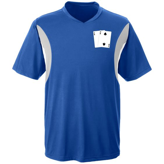 All Sport Premium Jersey T-Shirt (As 2s on front)