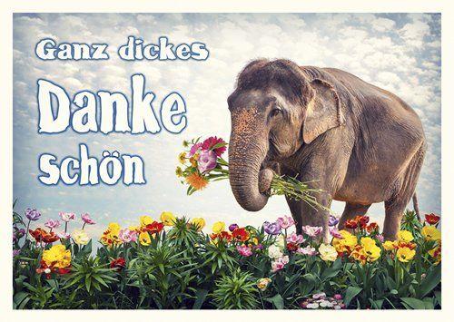 Postkarte A6 Lustig Von Modern Times Dickes Danke Upart C Bayer Thomas A Dankeschon Spruche Spruche Zum Danke Sagen Dankeschon Spruche Geburtstag