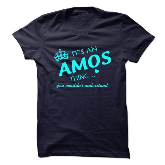 It is a AMOS-1 thing you would not understand - #anniversary gift #gift certificate. It is a AMOS-1 thing you would not understand, house warming gift,shirt diy. PURCHASE NOW =>...