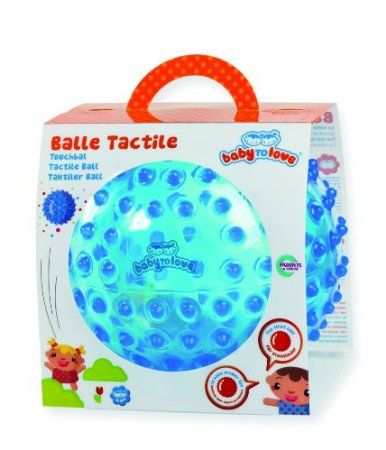 Baby To Love Balle Tactile