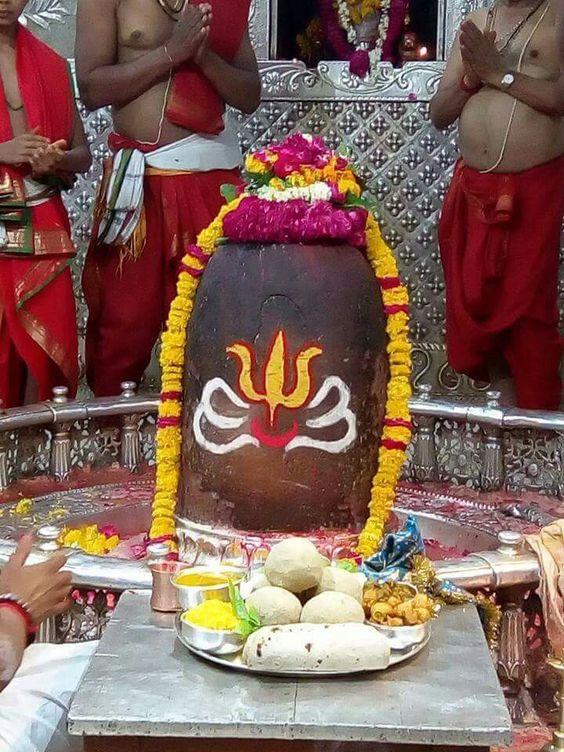 जय श्री महाकाल. Om Namah Shivaya.