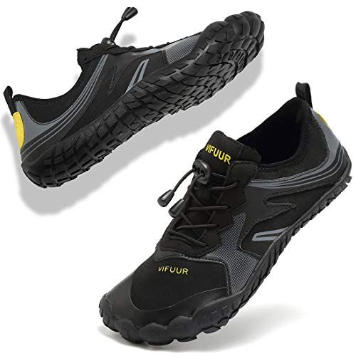VIFUUR Mens Womens Aqua Shoes Quick Dry Water Shoes Outdoor Indoor Shoes Boating Kayaking Diving Beach Swim