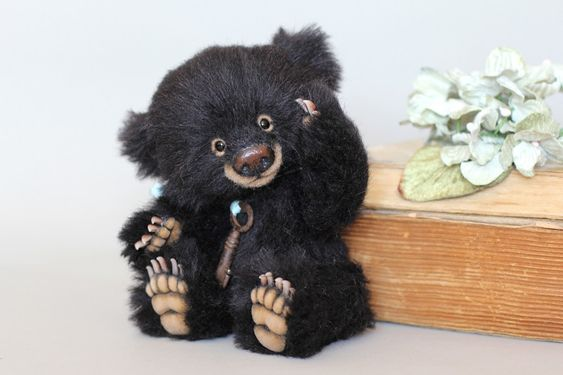 www.mybearloga.ru Teddy -bears by Karmatskaya Elena   Step-by-step video tuturial