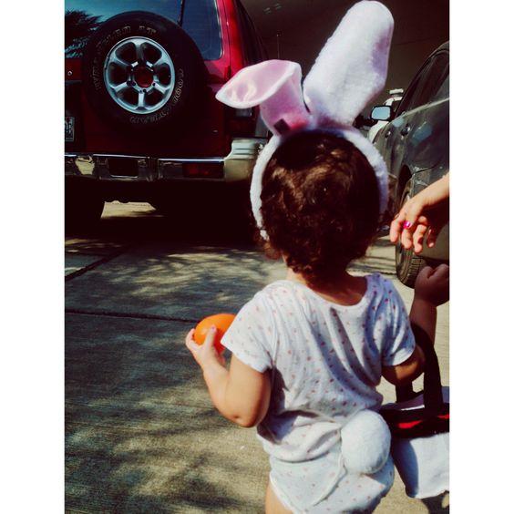 El día más importante de la semana  #pascua #easter #heisrisen #jesús #conejo