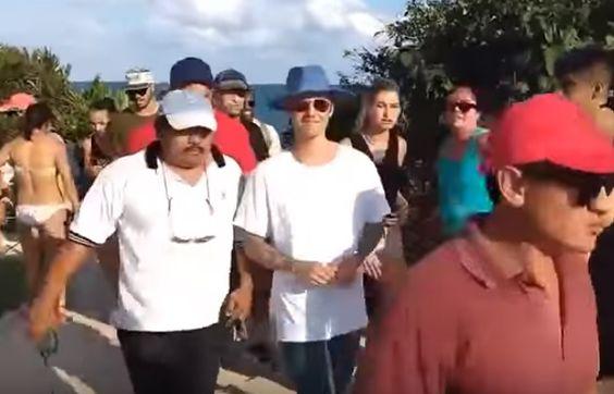 Expulsan a Justin Bieber de las ruinas mayas de Tulum en México | Radio Panamericana