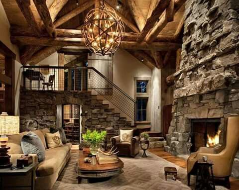 Ideas Decor Ideas Living Spaces Rustic Living Rooms Country Living