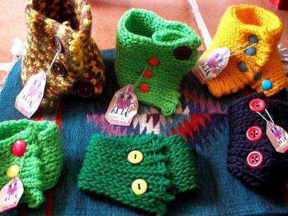 bufandas tejidas para niños , Buscar con Google