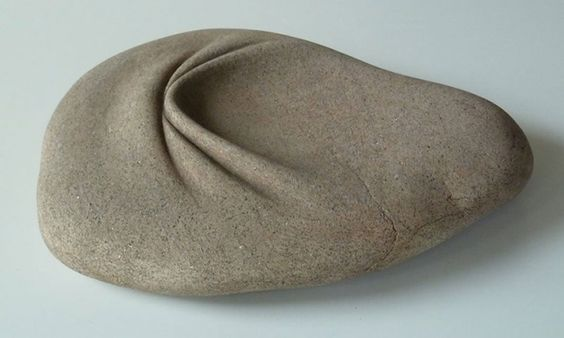 This imaginative Spanish sculptor discovered a way to knead stones