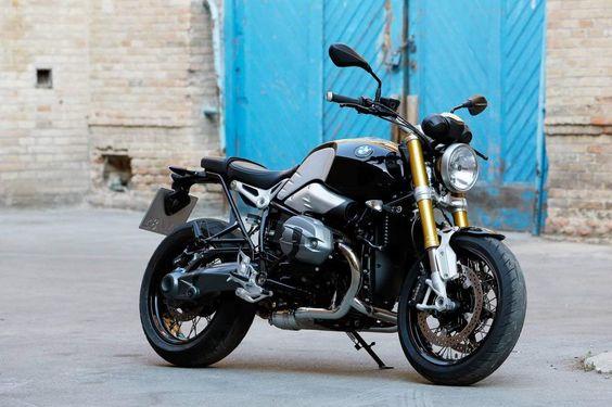 BMW Announces New R1200 Nine T