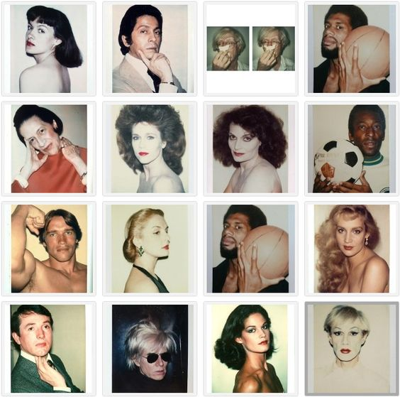 Andy Warhol Capturing Celebrity Exhibition Featured at the ...