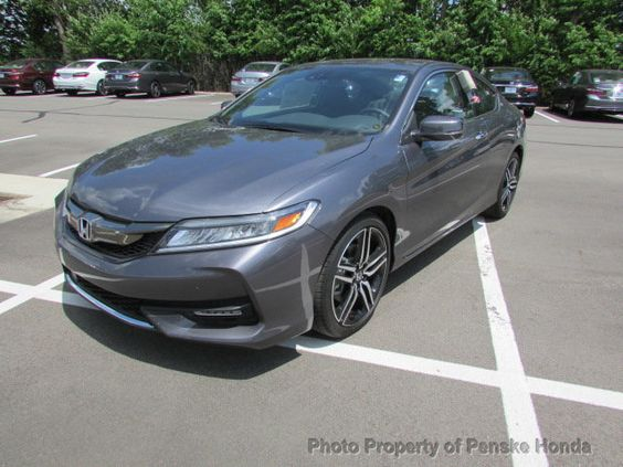 awesome 2016 Honda Accord 2dr V6 Automatic Touring - For Sale View more at http://shipperscentral.com/wp/product/2016-honda-accord-2dr-v6-automatic-touring-for-sale/