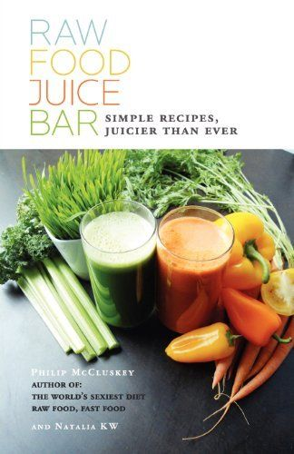 Raw Food Juice Bar by Philip McCluskey.