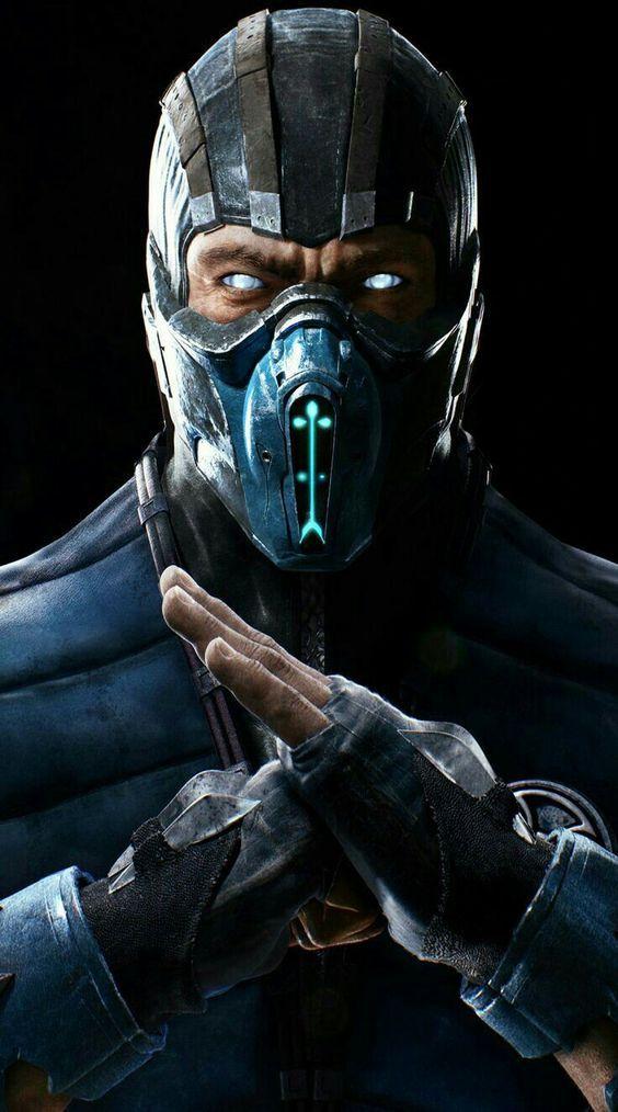 Mortal Kombat X Sub Zero Mortalkombatx Subzero Cosplayclass