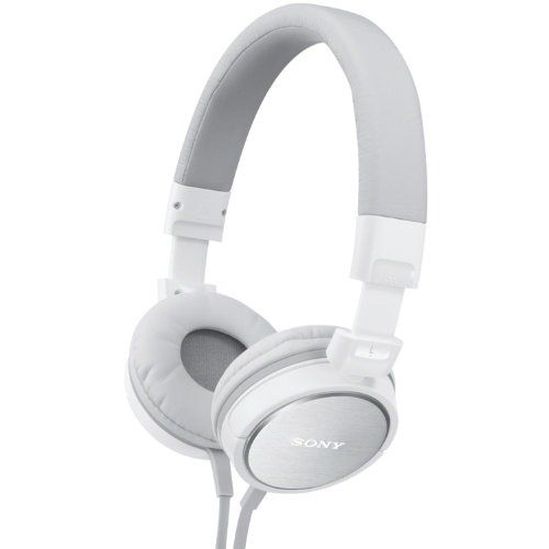 Sony MDR-ZX600/WHI Over the Head Style Headphones Sony,http://www.amazon.com/dp/B007BY3PO6/ref=cm_sw_r_pi_dp_hj4Xsb16DC13520A