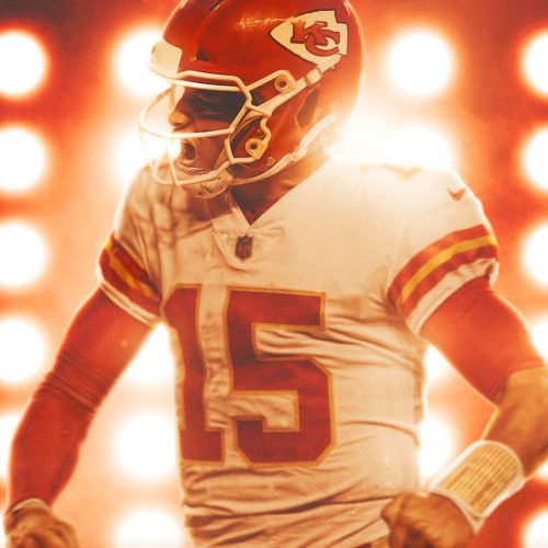 Patrick Mahomes Kansas City Chiefs Daring Boy Interactive Kansas City Chiefs Logo Kansas City Chiefs Football Kc Chiefs Football