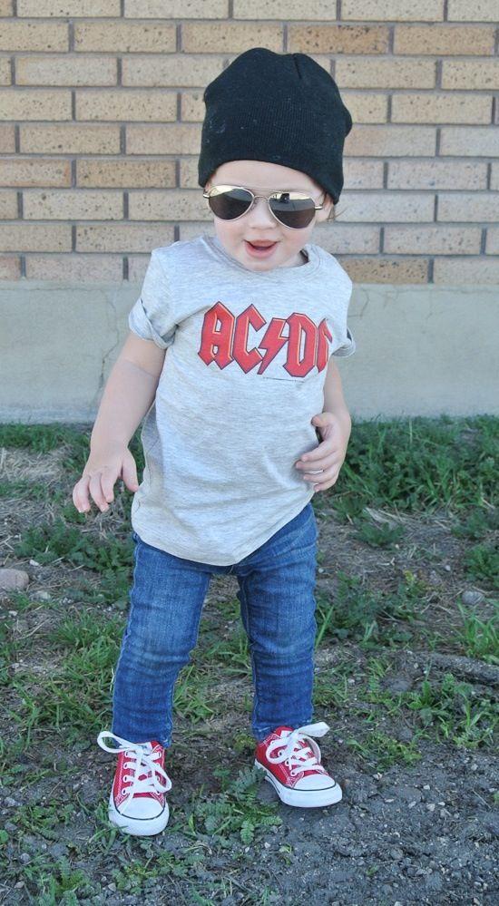Cute little boy      #fashion #kids