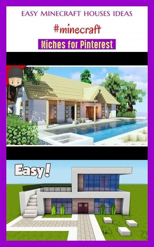 Marvel Comics Minecraft Houses Pocket Edition Easy Minecraft Houses For Pock Big Minecraft Houses Minecraft House Tutorials Minecraft Houses Blueprints